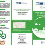 """Corso gratuito: """"Marketing territoriale, eco-innovazione e sviluppo locale"""""""